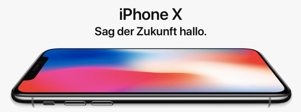 Killt das iPhone X das iPhone 8?